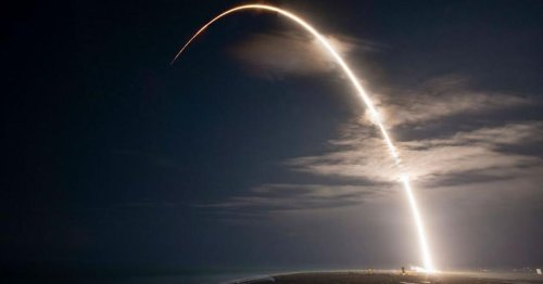 SpaceX just launched a Space Force satellite with brand new Falcon 9 booster