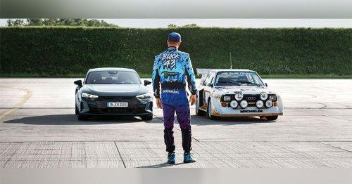 Audi hires Ken Block to help develop future EVs