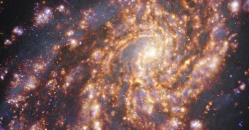 These stunning new images of nearby galaxies will blow you away