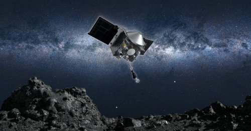 NASA steals bits of asteroid Bennu: What you need to know about the mission