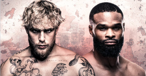 Jake Paul vs. Tyron Woodley: When it takes place and how to watch