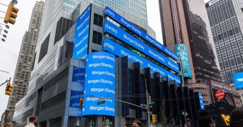 Morgan Stanley to ban unvaccinated people from New York office