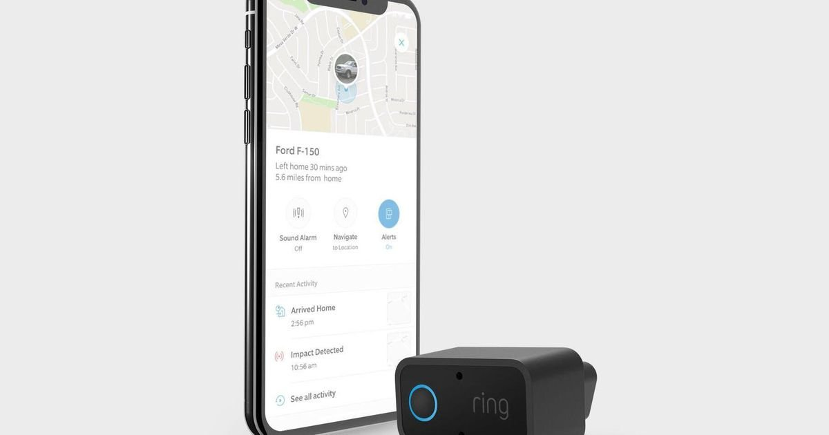 'Alexa, I'm getting pulled over': Ring debuts dashcam with Traffic Stop mode