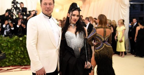 Elon Musk and Grimes 'semi-separated' after three years