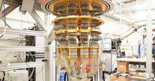 Google I/O: Search giant expands its quantum computing ambitions with new center