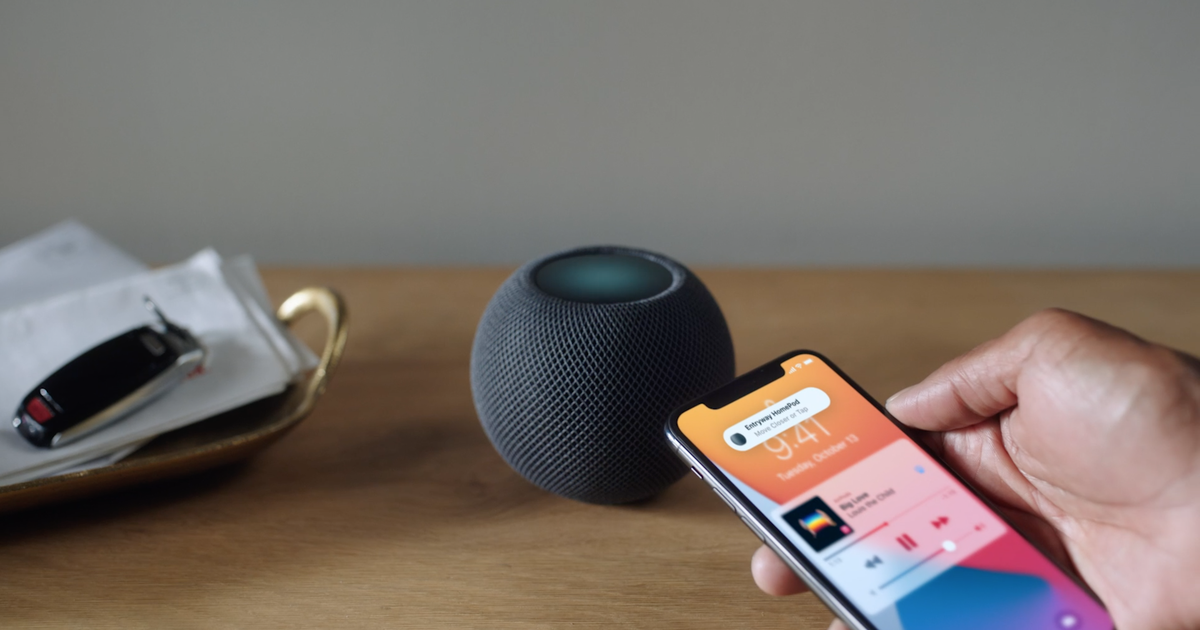 HomePod Mini is here, and Apple's new smart speaker is $99