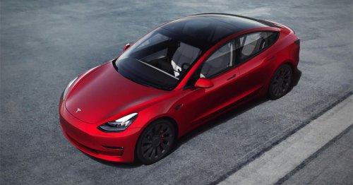 Tesla cars made up vast majority of EV registrations in US last year