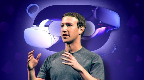 Mark Zuckerberg on Facebook's VR future: New sensors on Quest Pro, fitness and a metaverse for work
