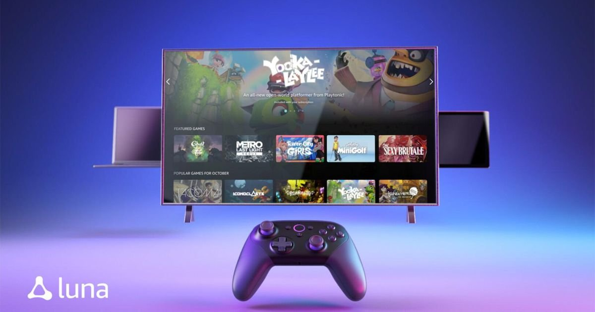 Amazon Luna: What we know about the new cloud gaming service