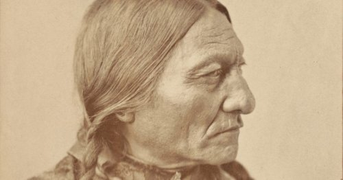 DNA confirms living descendant of Native American warrior chief Sitting Bull