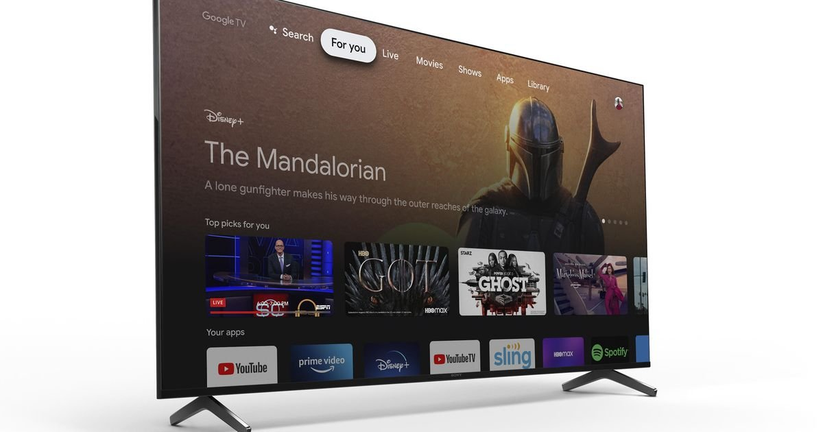 Google TV is the new Android TV, coming to Sony smart TVs this year