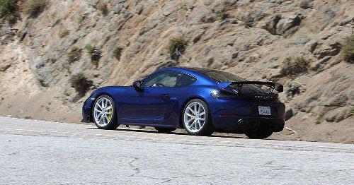 2021 Porsche 718 Cayman GT4 gets a new PDK option