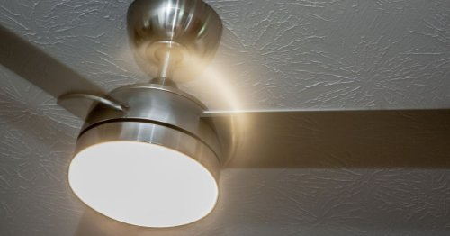 The amazing ceiling fan trick you have to try this summer