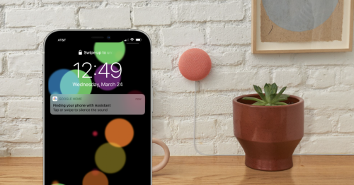 Hey Google, find my iPhone! Google Assistant's new trick breaks down wall with Apple