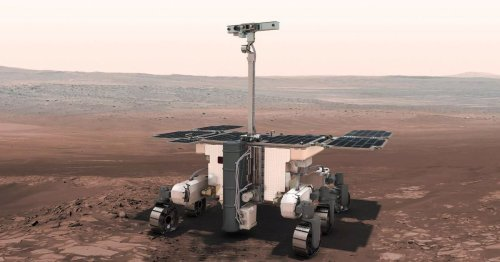 ESA Mars rover will drill deeper into the red planet than any other rover
