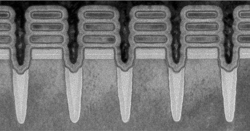 IBM nanosheets promise better speed and battery life for next-gen chips
