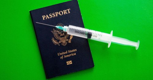 COVID vaccine passports will be a part of international travel