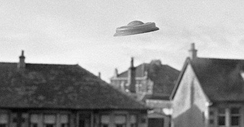 UFO sightings spike dramatically during the coronavirus pandemic