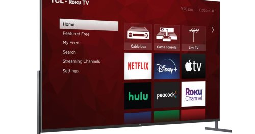 TCL's XL 85-inch Roku TVs will start at $1,600, 4-Series on sale today