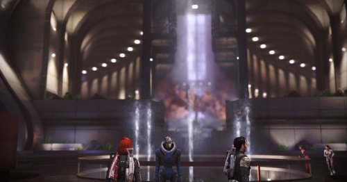 Mass Effect director hopes Legendary Edition changes your feelings about the infamous ending