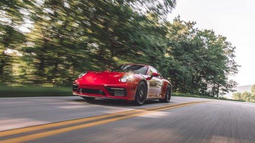 2022 Porsche 911 Carrera GTS: Best of the bunch