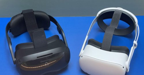 HTC Vive Focus 3 hands-on: The future of VR beyond Oculus Quest 2