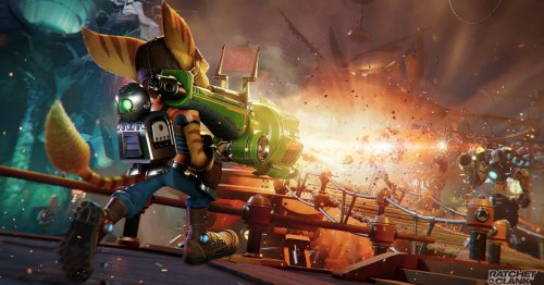 Ratchet & Clank: Rift Apart devs on the world-jumping future of PS5