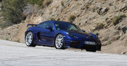 2021 Porsche 718 Cayman GT4 review: Now with PDK