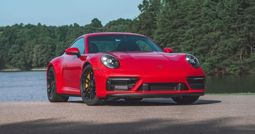 2022 Porsche 911 GTS first drive review: The perfect 911