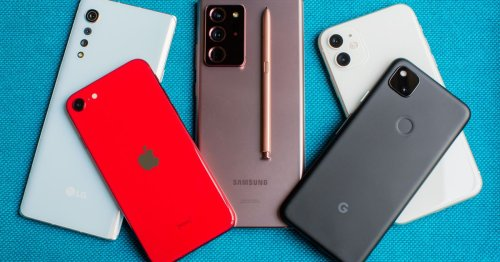 The best phone for 2021