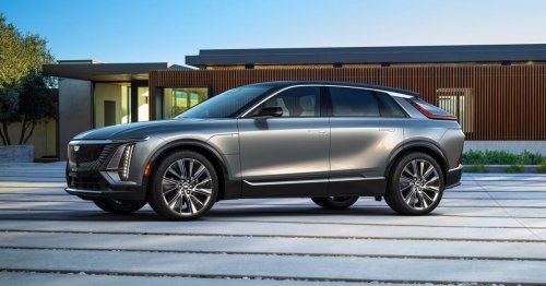 2023 Cadillac Lyriq reservations open next month