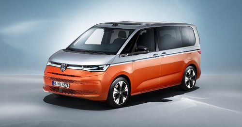 The new Volkswagen T7 Multivan is basically perfect