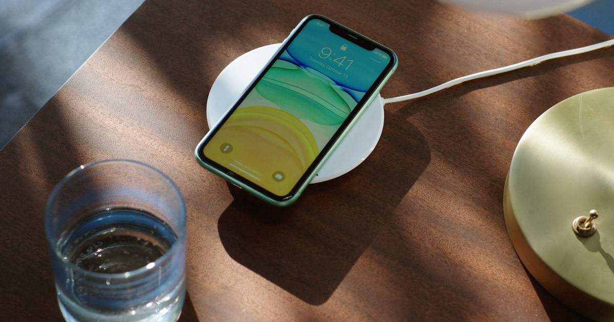 MagSafe charger is Apple's iPhone 12 wireless charging solution