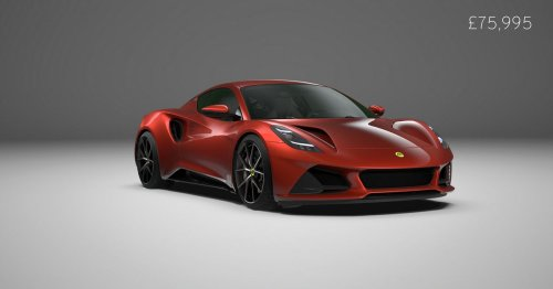 Lotus dishes more detail on the 2022 Emira V6 First Edition, including pricing