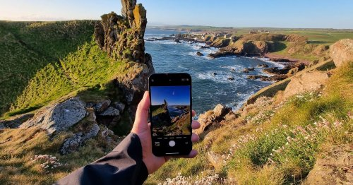 Take your best ever landscape photos with your phone