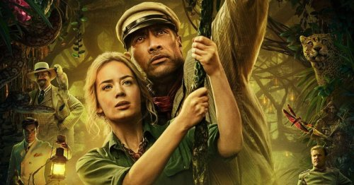 Disney's Jungle Cruise hits theaters, Disney Plus Premiere Access in July