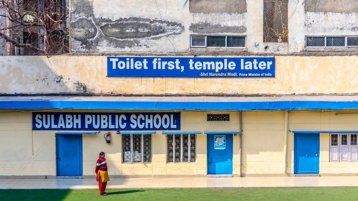 A toilet museum meets decades of sublime sanitation