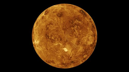 NASA aims for Venus: See what the inferno planet looks like