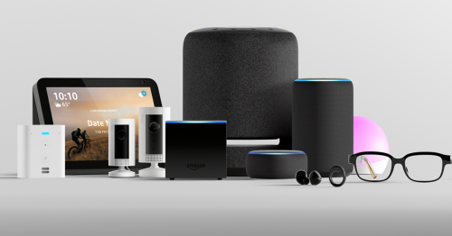 New Echo speakers, headphones, glasses and more: How to order everything Amazon just announced