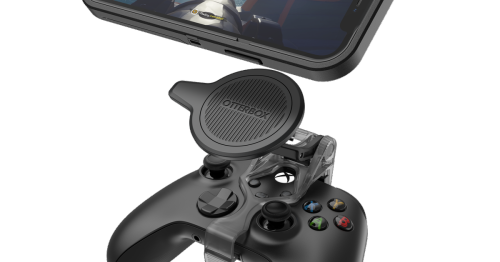 OtterBox releases Xbox phone clip for MagSafe for easier controller use