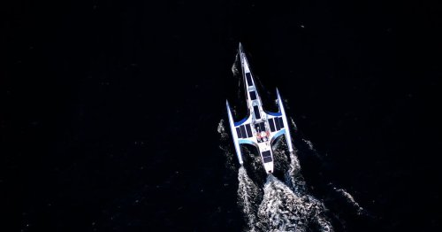 IBM-powered Mayflower autonomous ship sets sail across the Atlantic