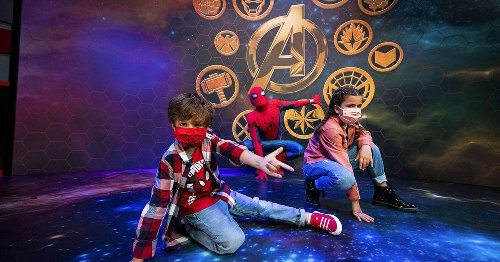 Disneyland Paris opens Marvel-themed hotel: The latest on global Disney parks