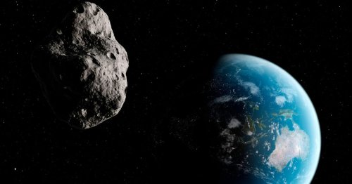 A small asteroid came closer to Earth than even SpaceX Starlink satellites