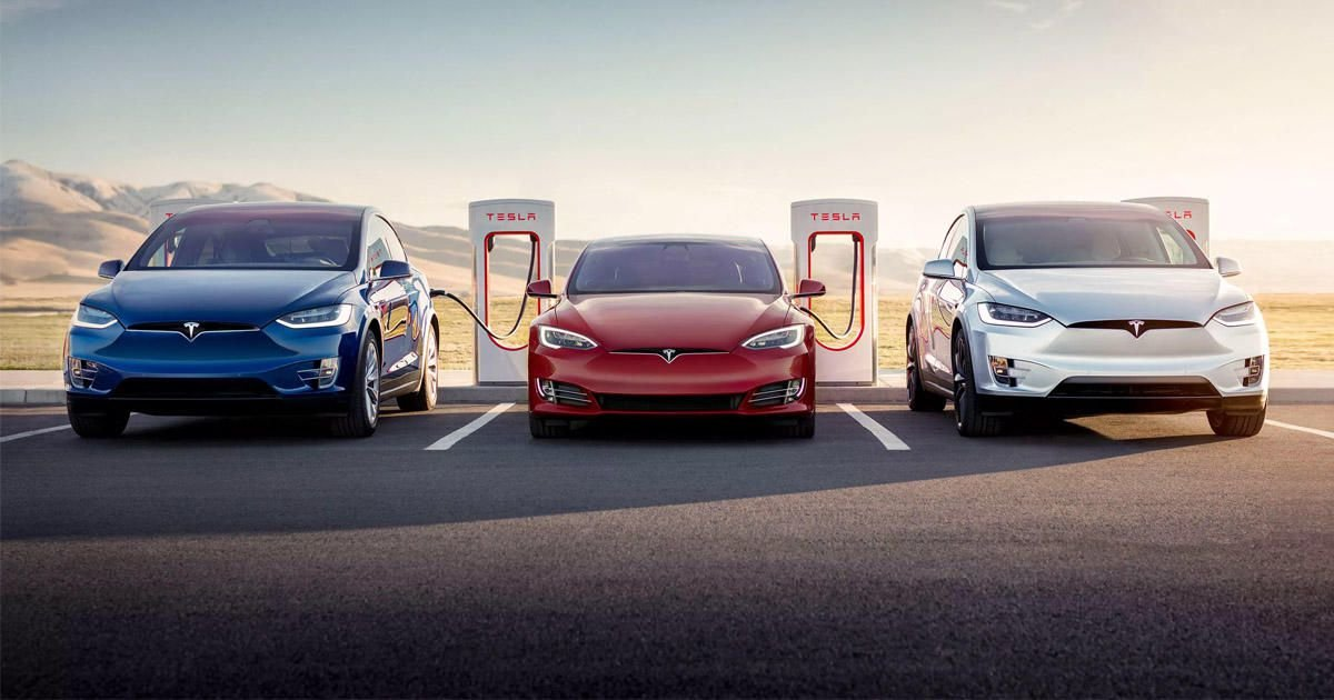 Elon Musk says non-Tesla EVs using Supercharger will pay extra