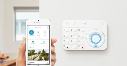 Ring Alarm, a $199 security system, hits presales today