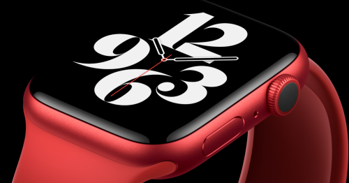 Apple Watch Series 6 unveiled: 'The future of health is on your wrist'