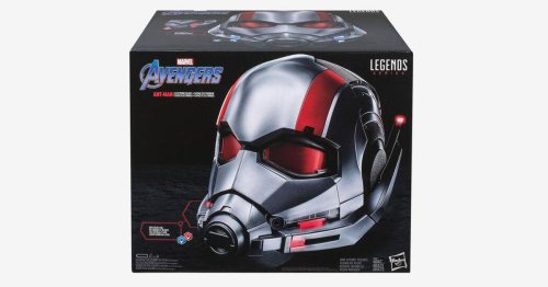 Put a collector's-edition Ant-Man helmet on your head for $35 (save $65)