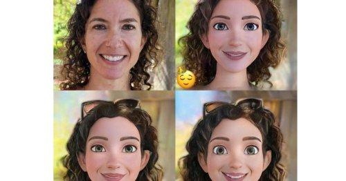 Turn yourself into a cartoon like everyone else on Instagram with the Voila AI Artist app