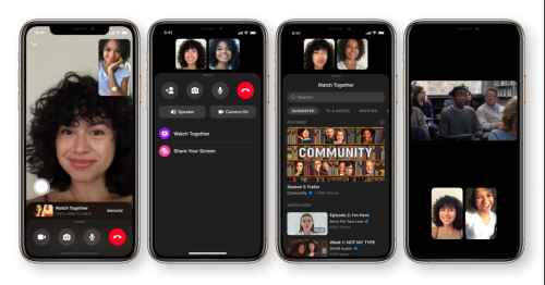 Facebook Messenger will let you watch videos together with your friends and family