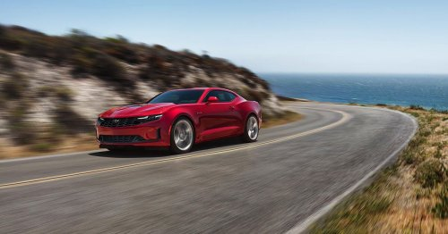GM may let Camaro die so an electric sedan can live, report says